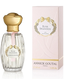 Annick Goutal Rose Splendide Eau De Toilette  Spray 3.4 oz (New Packaging)