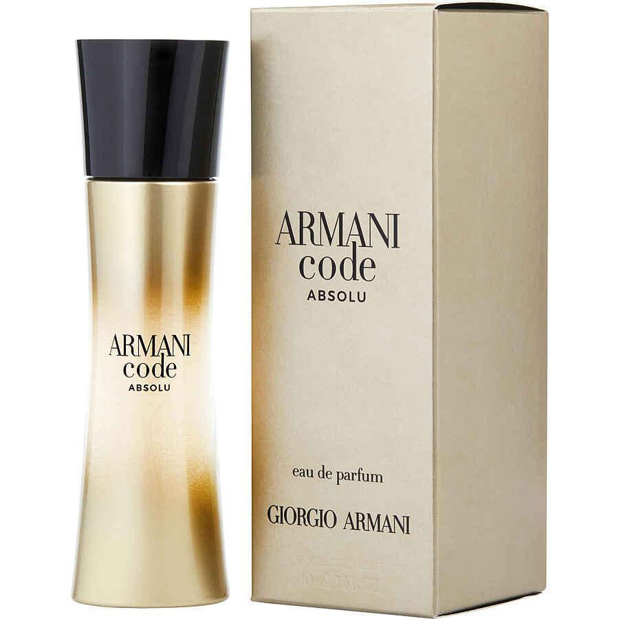 code armani femme