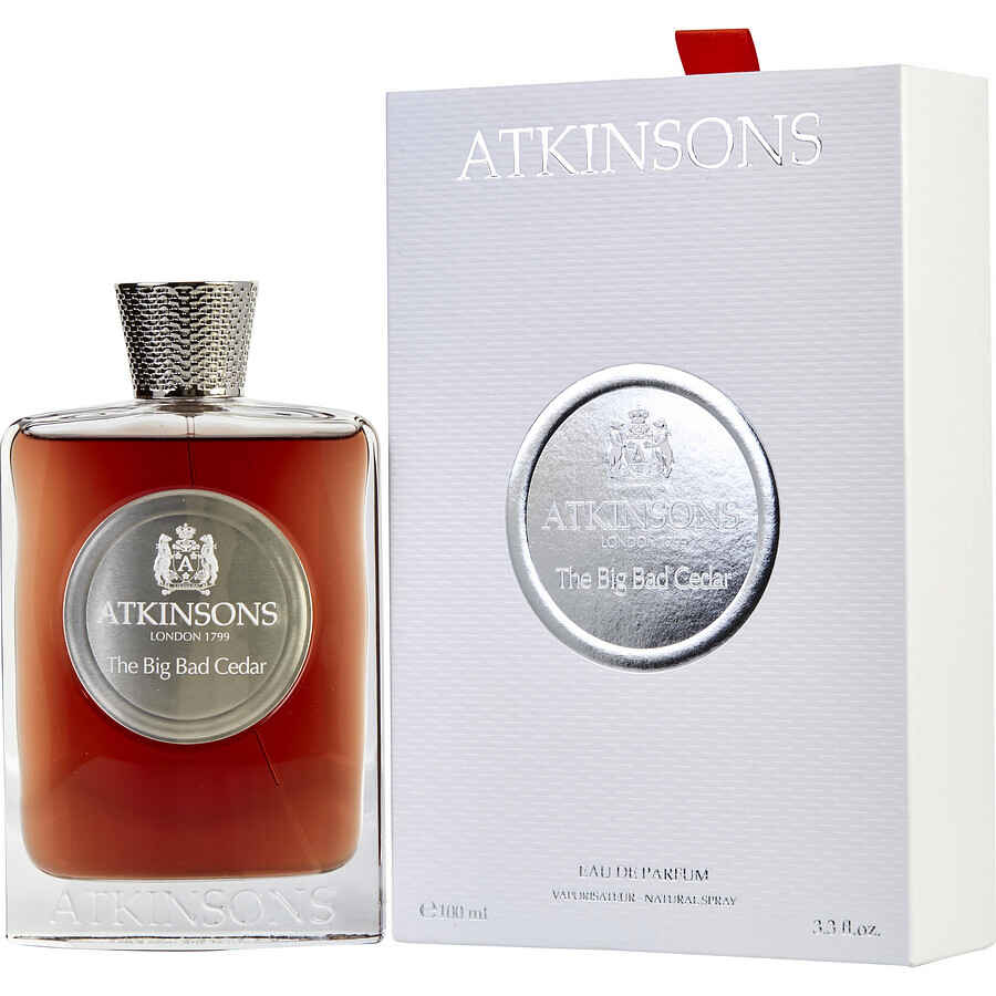 Atkinsons The Big Bad Cedar Eau De Parfum Spray 3.3 oz