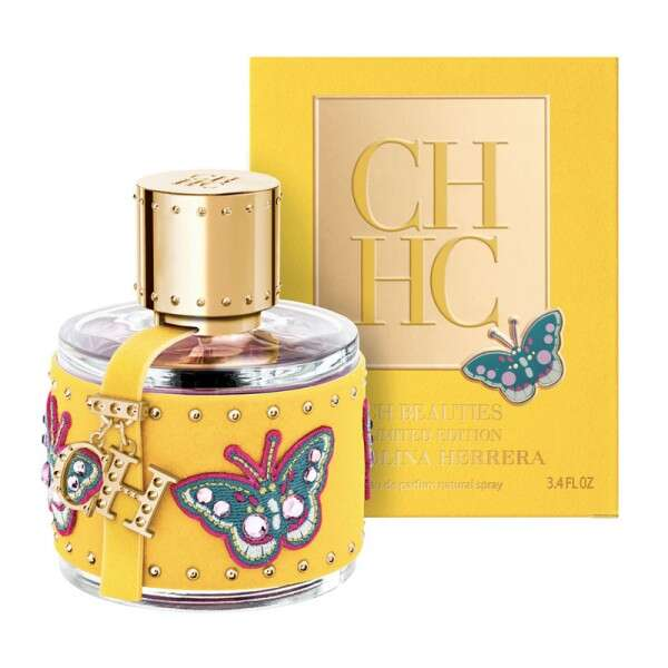 Ch Beauties Carolina Herrera Eau De Parfum Spray 3.4 oz