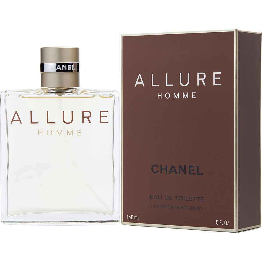 Allure Eau De Toilette Spray 5 oz
