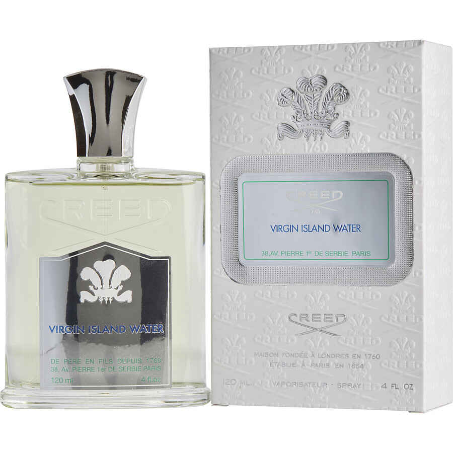 Creed Virgin Island Water Eau De Parfum Spray 4 oz