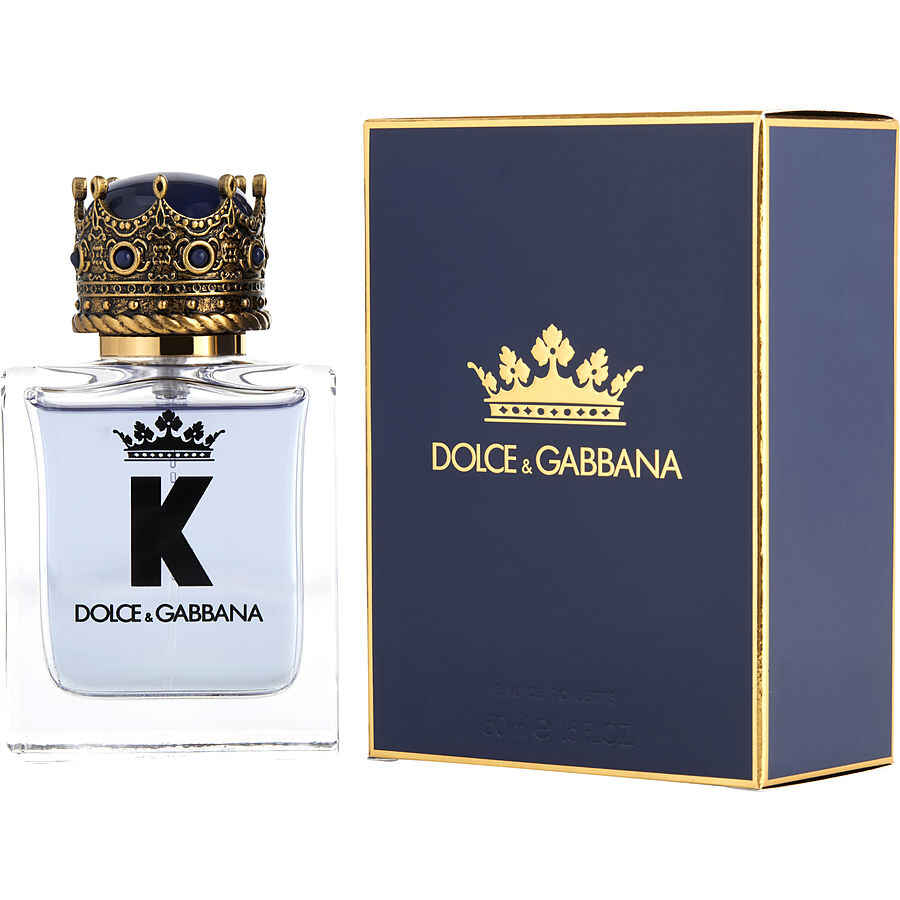 Dolce & Gabbana K Eau De Toilette Spray 1.7 oz