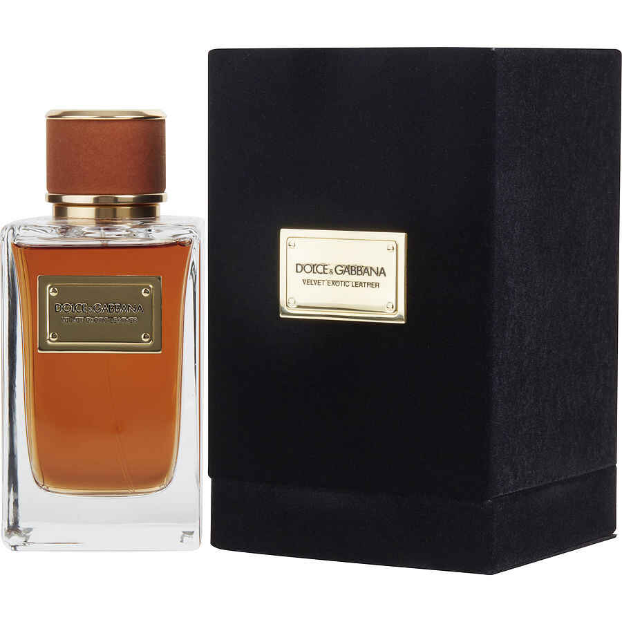 Dolce & Gabbana Velvet Exotic Leather Eau De Parfum Spray 5 oz