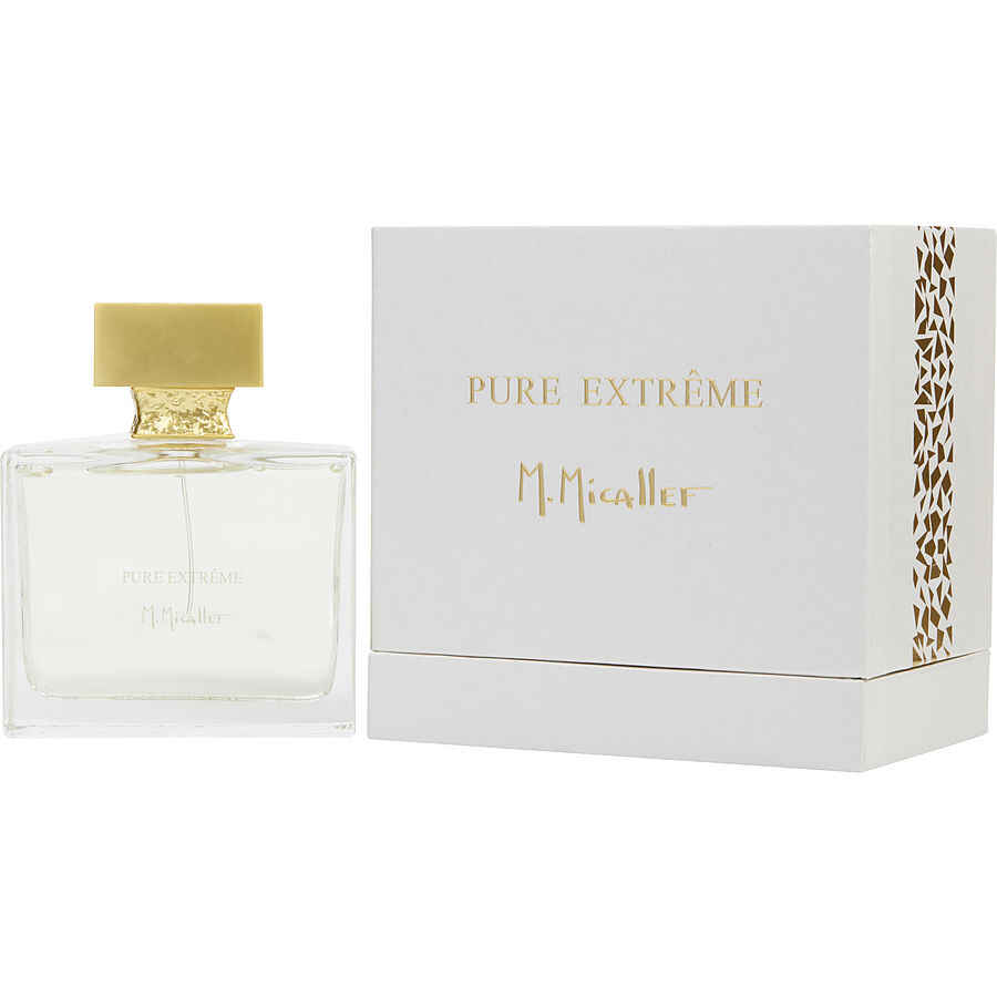 M. Micallef Pure Extreme Eau De Parfum Spray 3.3 oz