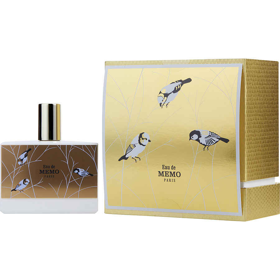 Memo Paris Eau De Memo Eau De Parfum Spray 3.3 oz