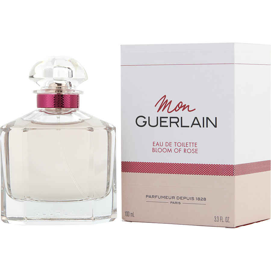 Mon Guerlain Bloom Of Rose Eau De Toilette Spray 3.3 oz