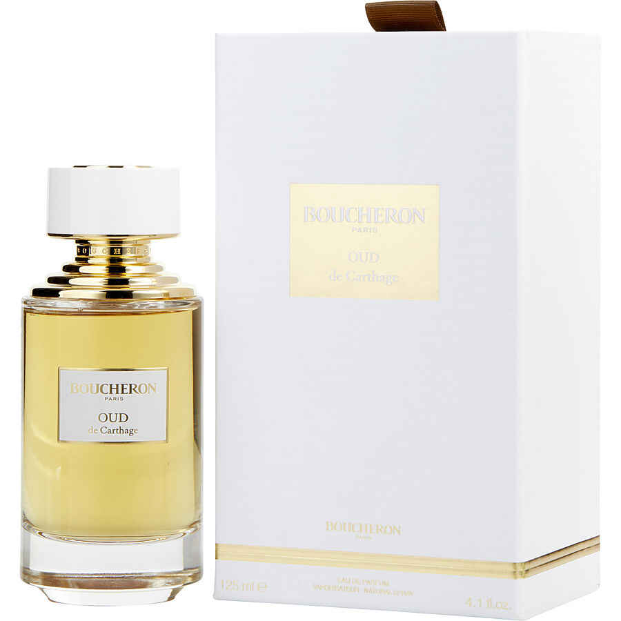Boucheron Oud De Carthage Eau De Parfum Spray 4.1 oz
