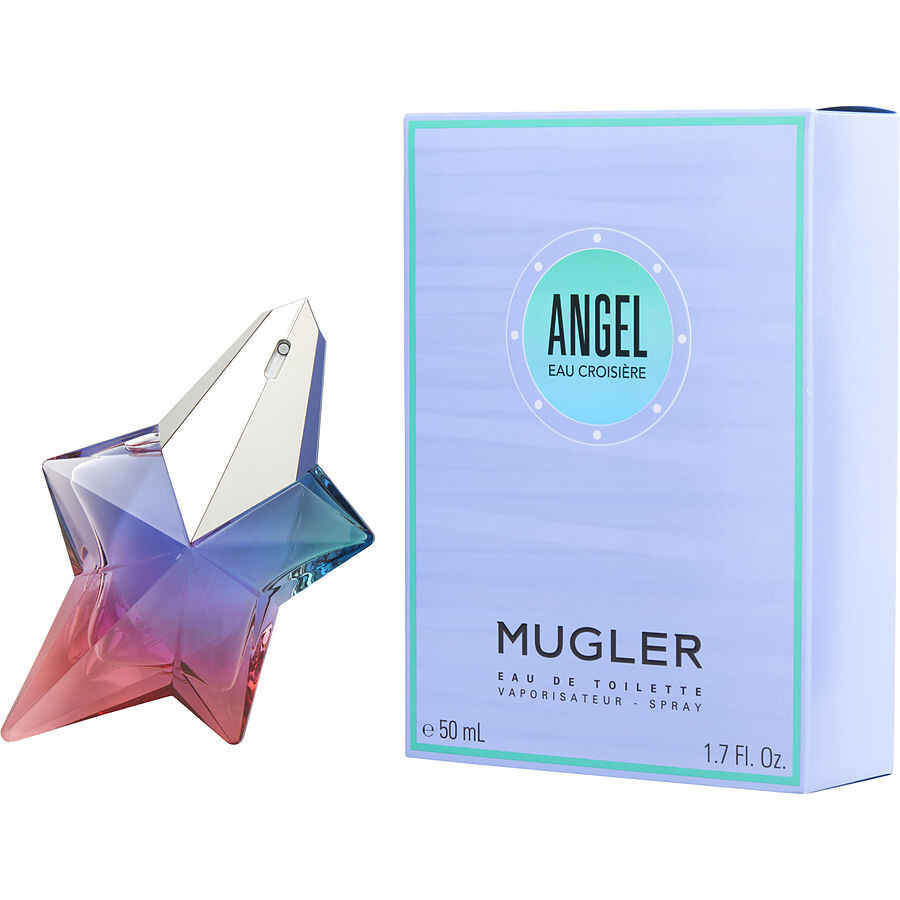 Angel Eau Croisiere Eau De Toilette Spray (2020 Limited Edition) 1.7 oz