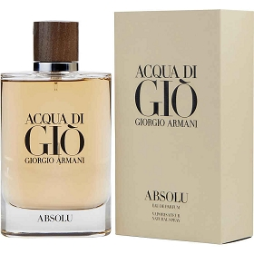 Acqua Di Gio Absolu Eau De Parfum Spray 4.2 oz