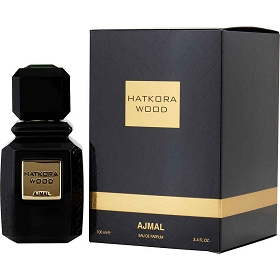Ajmal Hatkora Wood Eau De Parfum Spray 3.4 oz