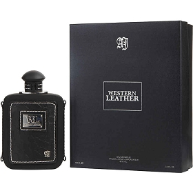 Alexandre.J Western Leather Black / Eau De Parfum Spray 3.4 oz