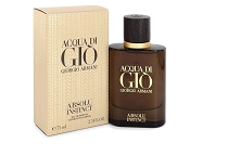Acqua Di Gio Absolu Instinct Eau De Parfum Spray 2.5 oz