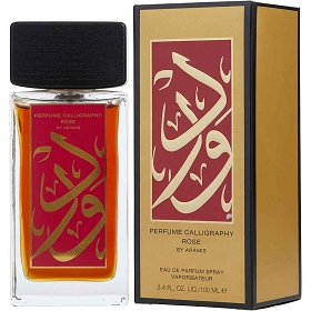 Aramis Perfume Calligraphy Rose Eau De Parfum Spray 3.4 oz