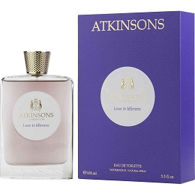 Atkinsons Love In Idleness Eau De Toilette Spray 3.3 oz