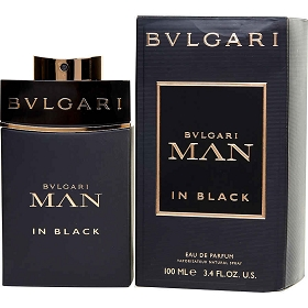 Bvlgari Man In Black Eau De Parfum Spray 3.4 oz