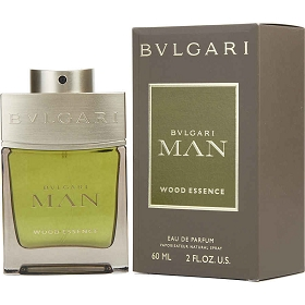 Bvlgari Man Wood Essence Eau De Parfum Spray 2 oz