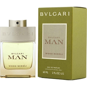 Bvlgari Man Wood Neroli Eau De Parfum Spray 2 oz