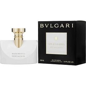 Bvlgari Splendida Patchouli Tentation Eau De Parfum Spray 3.4 oz