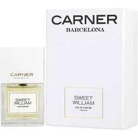 Carner Barcelona Sweet William Eau De Parfum Spray 3.4 oz
