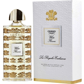 Creed White Flowers Eau De Parfum Spray 2.5 oz