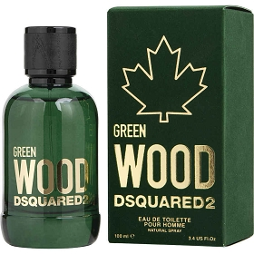 Dsquared2 Green Wood Eau De Toilette Spray 3.4 oz