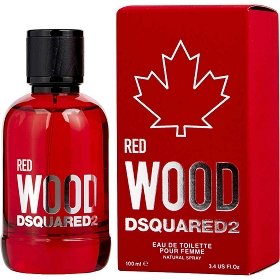 Dsquared2 Red Wood Eau De Toilette Spray 3.4 oz