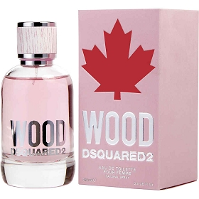 Dsquared2 Wood for Her Eau De Toilette Spray 3.4 oz