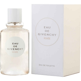 Eau De Givenchy Rosee Eau De Toilette Spray 3.4 oz