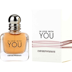 Emporio Armani In Love With You Eau De Parfum Spray 1.7 oz