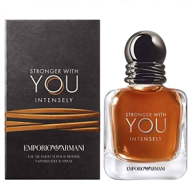 Emporio Armani Stronger With You Intensely Eau De Parfum Spray 1 oz