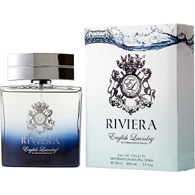 English Laundry Riviera Eau De Toilette Spray 3.4 oz