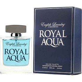 Royal Aqua Eau De Toilette Spray 3.4 oz