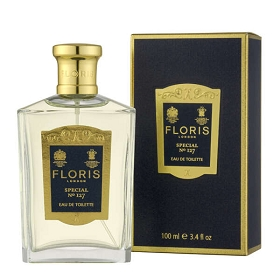Floris Special No. 127 Eau De Toilette Spray 3.4 oz