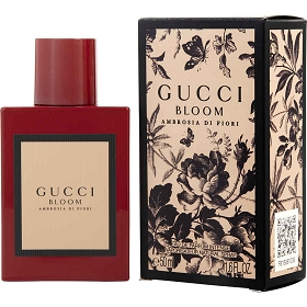 Gucci Bloom Ambrosia Di Fiori Eau De Parfum Intense Spray 1.6 oz