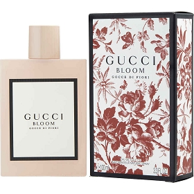 Gucci Bloom Gocce Di Fiori Eau De Toilette Spray 3.3 oz
