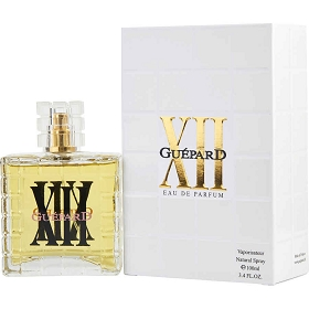 Guepard Xii for Women Eau De Parfum Spray 3.4 oz