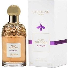 Aqua Allegoria Passiflora Eau De Toilette Spray 2.5 oz