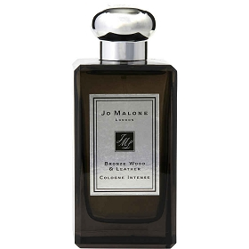 Jo Malone Bronze Wood & Leather Cologne Intense Spray 3.4 oz (Unboxed)