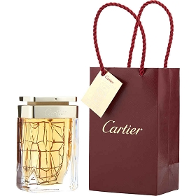 Cartier La Panthere Eau De Parfum Spray (Limited Edition) 2.5 oz