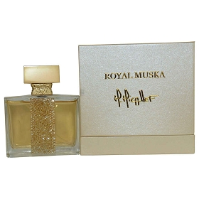 M. Micallef Paris Royal Muska Eau De Parfum Spray 3.3 oz