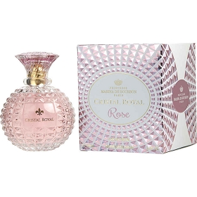 Marina De Bourbon Cristal Royal Rose Eau De Parfum Spray 3.4 oz