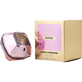 Paco Rabanne Lady Million Empire Eau De Parfum Spray 2.7 oz