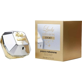 Paco Rabanne Lady Million Lucky Eau De Parfum Spray 2.7 oz
