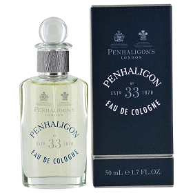 Penhaligon's No. 33 Eau De Cologne Spray 1.7 oz