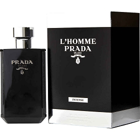 Prada L'Homme Intense Eau De Parfum Spray 3.4 oz