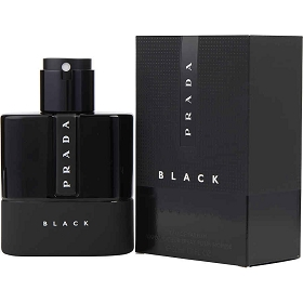 Prada Luna Rossa Black Eau De Parfum Spray 1.7 oz
