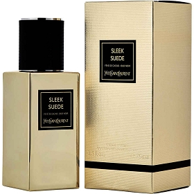 Sleek Suede Yves Saint Laurent Eau De Parfum Spray 2.5 oz
