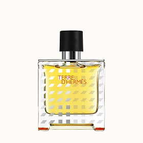 Terre d'Hermes Eau Intense Vetiver Eau De Parfum Spray (H Bottle 2020 Limited Edition) 3.3 oz