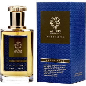 The Woods Collection Green Walk Eau De Parfum Spray 3.4 oz